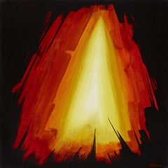 """Phobia,"" Albert Kotin, American Abstract Expressionist, Ninth Street"