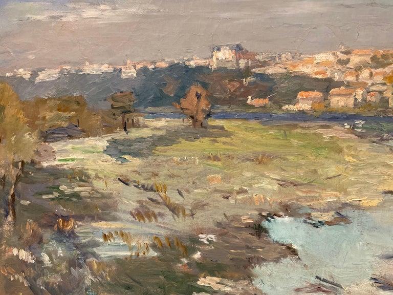 Canvas Albert Lebourg