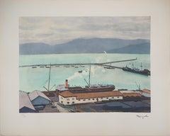 The Harbor - Lithograph, Ltd /200