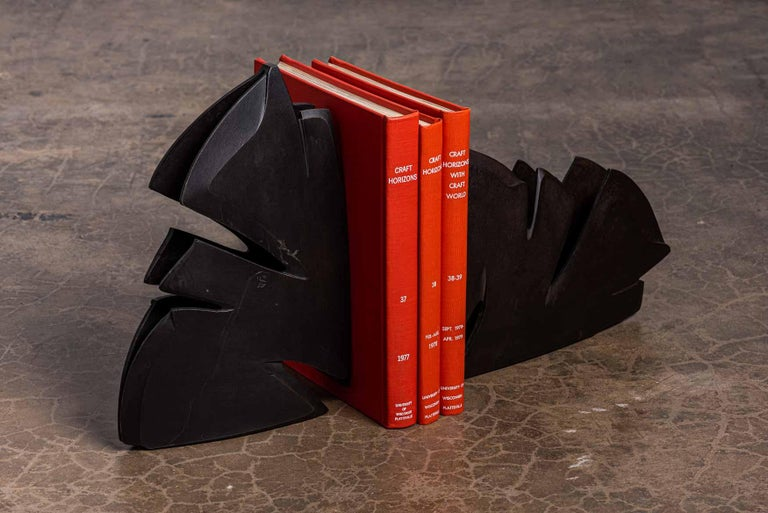 Late 20th Century Albert Paley Bookends For Sale