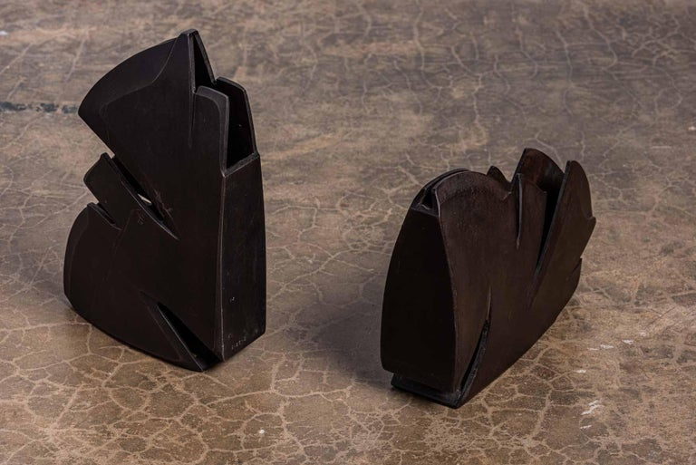 Albert Paley Bookends For Sale 3