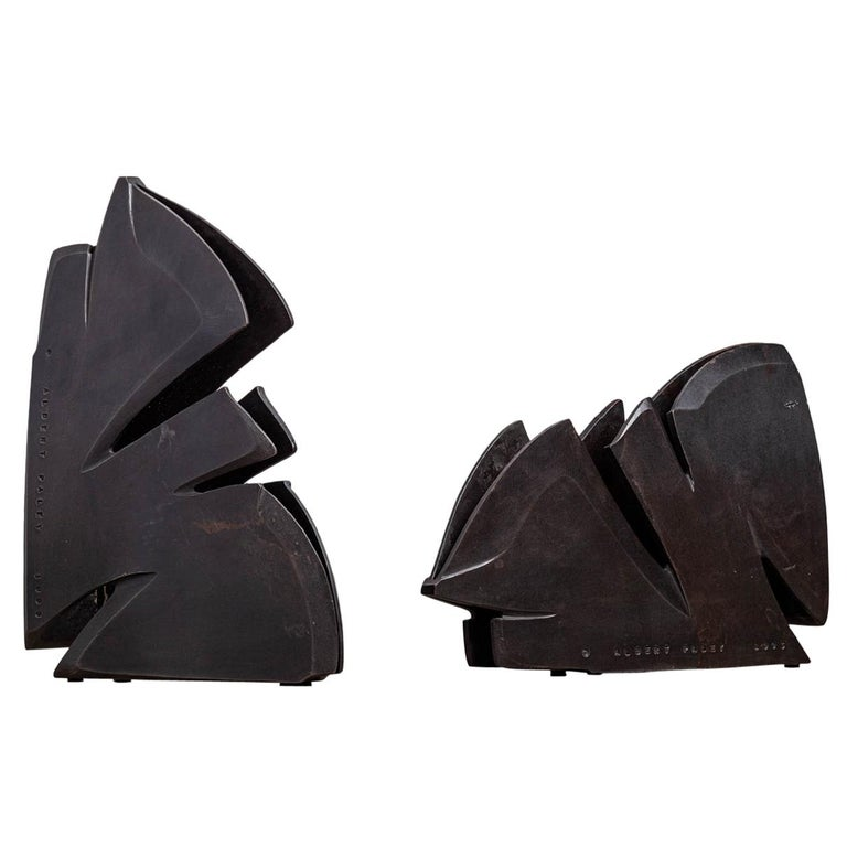 Albert Paley Bookends For Sale