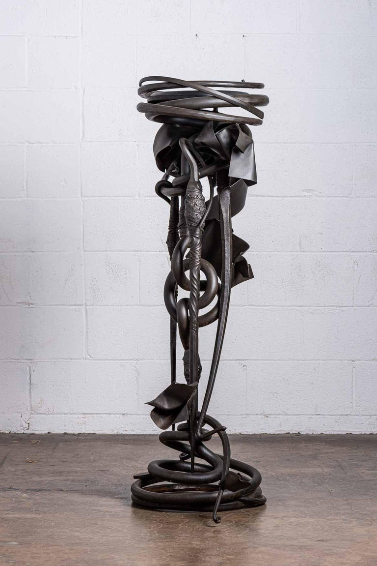 Albert Paley Plant Stand For Sale 2