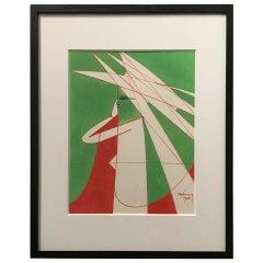 Gouache by Albert Radoczy #4