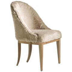 Albertine Beige Chair