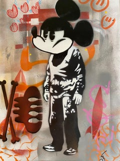 "Alberto blanchart ""Angry Mickey"" 2019"