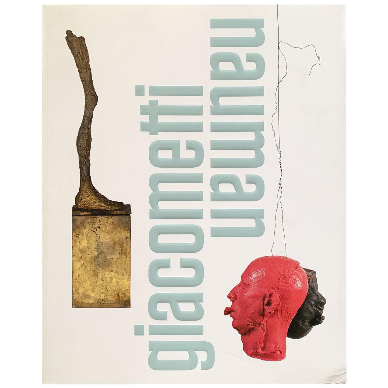 Alberto Giacometti and Bruce Nauman Exhibition Catalogue