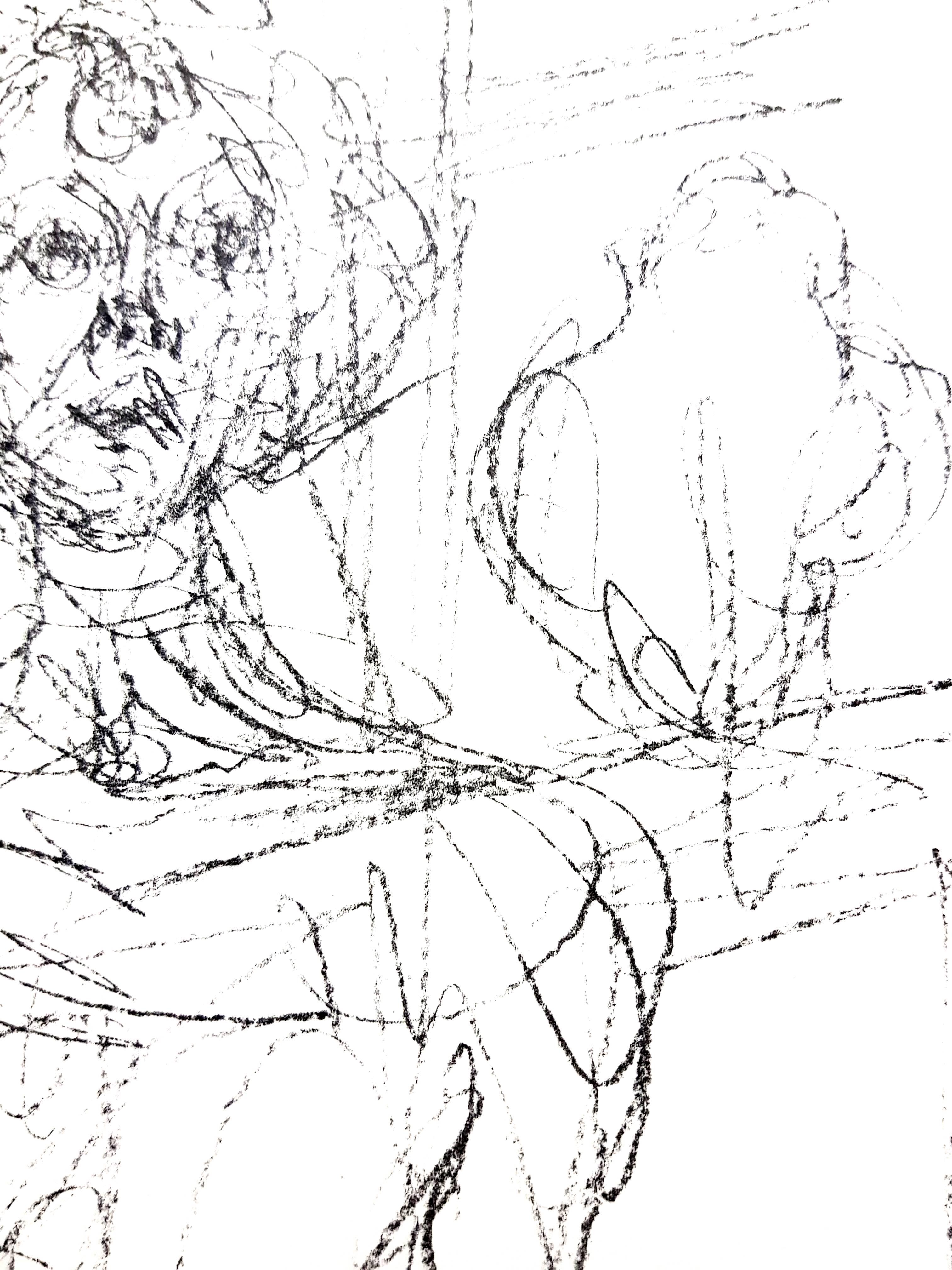 alberto gia etti alberto gia etti position original 20 X 20 Glass alberto gia etti position original lithograph 1964 dimensions 30 x 20 cm edition of