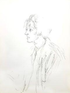 Alberto Giacometti -  Original Lithograph