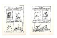 Alberto Giacometti Original Lithographs