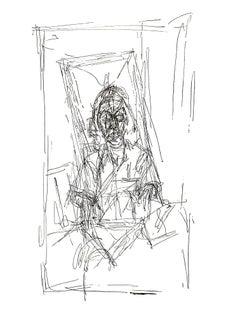 Alberto Giacometti - Portrait