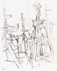 Giacometti, Paris sans fin, 1969