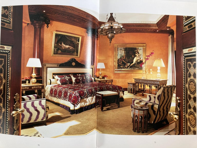 Alberto Pinto Bedrooms Hardcover Book For Sale 3