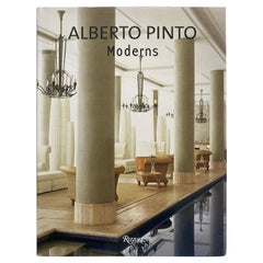 Alberto Pinto Moderns Coffee Table Book