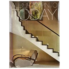 Alberto Pinto Today Table Book