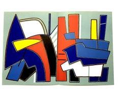 Alberto Magnelli - Composition - Original Lithograph