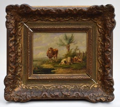 Landscape Animal Classical Art