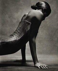 Kara Young, New York City, 1989 – Albert Watson, Celebrity, Fashion, NYC