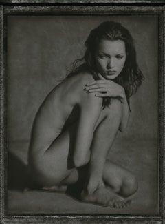 Kate Moss, Marrakech – Albert Watson, Nude, Portrait, Woman, Model, Contemporary