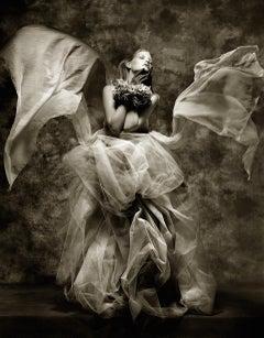 Kirsten Owen, Paris, 1989 – Albert Watson, Celebrity, Fashion, Italy, Woman