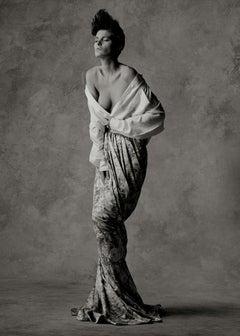 Lynn Koester, New York City, 1984 – Albert Watson, Celebrity, Fashion, Woman