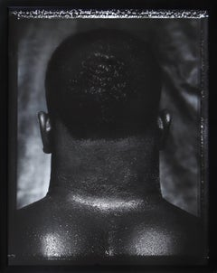 """Mike Tyson, Catskills, New York, 1986"", Framed Large Gelatin Silver Print"