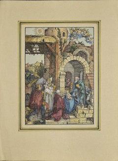 Life of the Virgin - Woodcut Reproduction After Albrecht Dürer - 20th Century