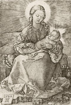 Madonna with a Swaddled Infant