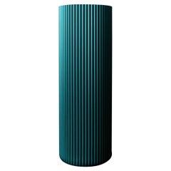 Alcoa Extruded Anodized Aluminum Vase, 1959