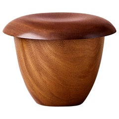 Aldo Bakker 'Bon' Wood Stool by Karakter