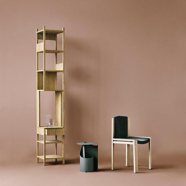 Aldo Bakker Coffee Table, Rolle Steel by Karakter For Sale 2