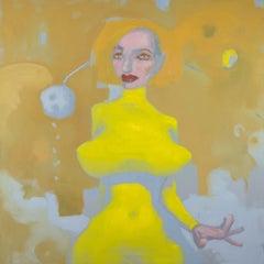 My Kingdom VII, Painting, Oil on Canvas