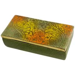 Aldo Londi Bitossi Ceramic Box