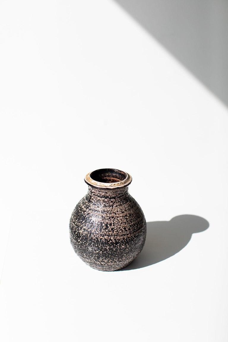 Italian Aldo Londi Bitossi Vase for Rosenthal Netter: Marocco For Sale