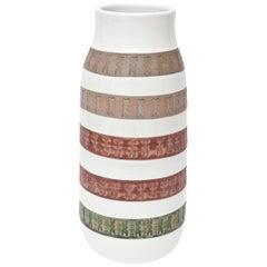 Aldo Londi Bitossii Midcentury Ceramic Vase / Vessel