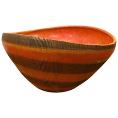 Aldo Londi for Bitossi Large Center 'Fruit' Bowl