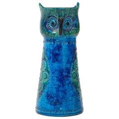 Aldo Londi for Bitossi Pottery Owl