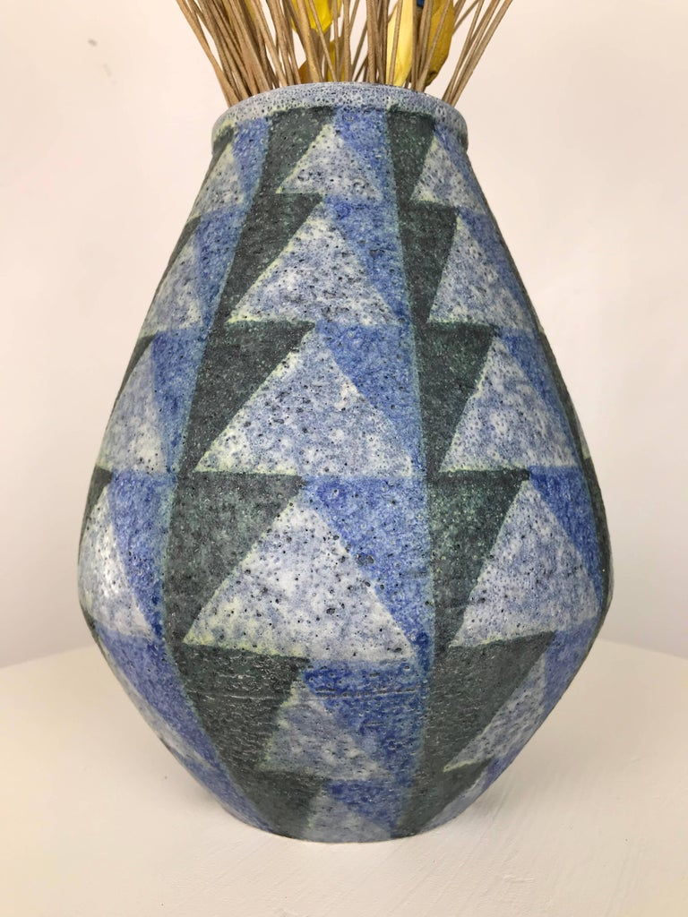 Aldo Londi For Bitossi Raymor Modernist Ceramic Jug Or