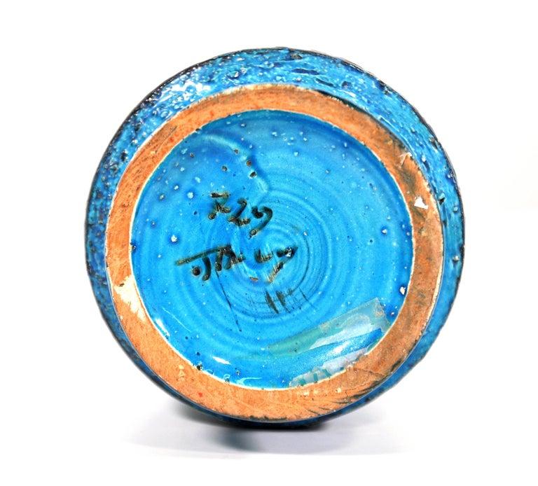 Aldo Londi for Bitossi Rimini Blu Vase 3