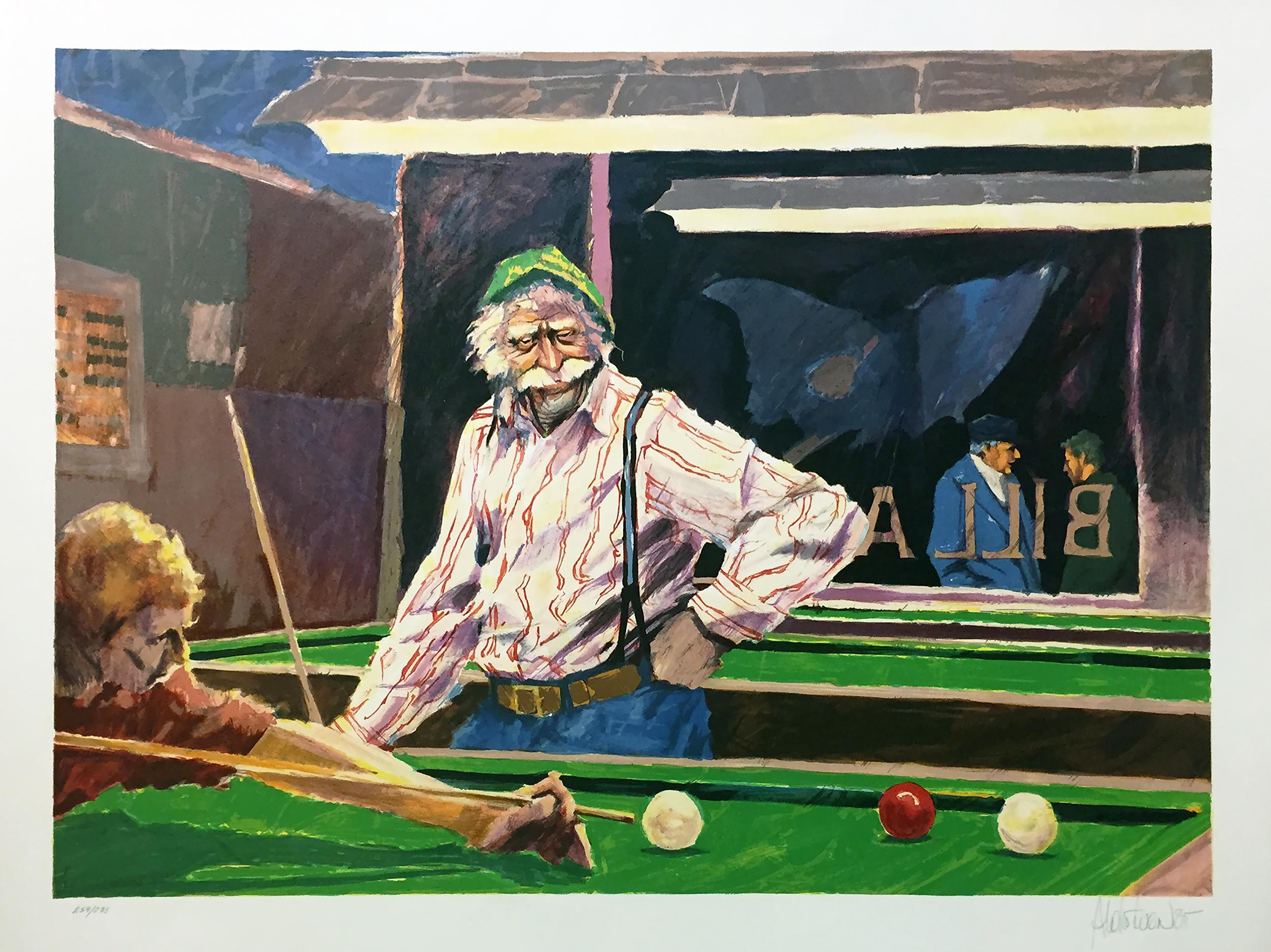 BILLIARDS AT CAFE PALERMO