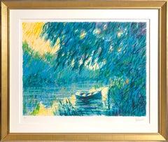 Serenity, Landscape Print by Aldo Luongo