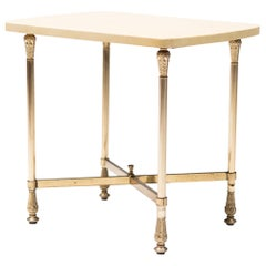 Aldo Tura Side Table