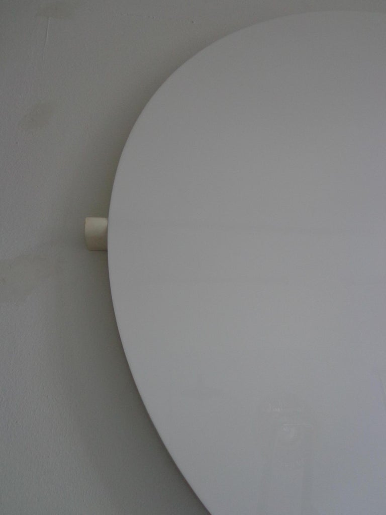 Aldo van den Nieuwelaar 'Circle' Wall Light Dutch Design, 1984 In Good Condition For Sale In Amsterdam, NL