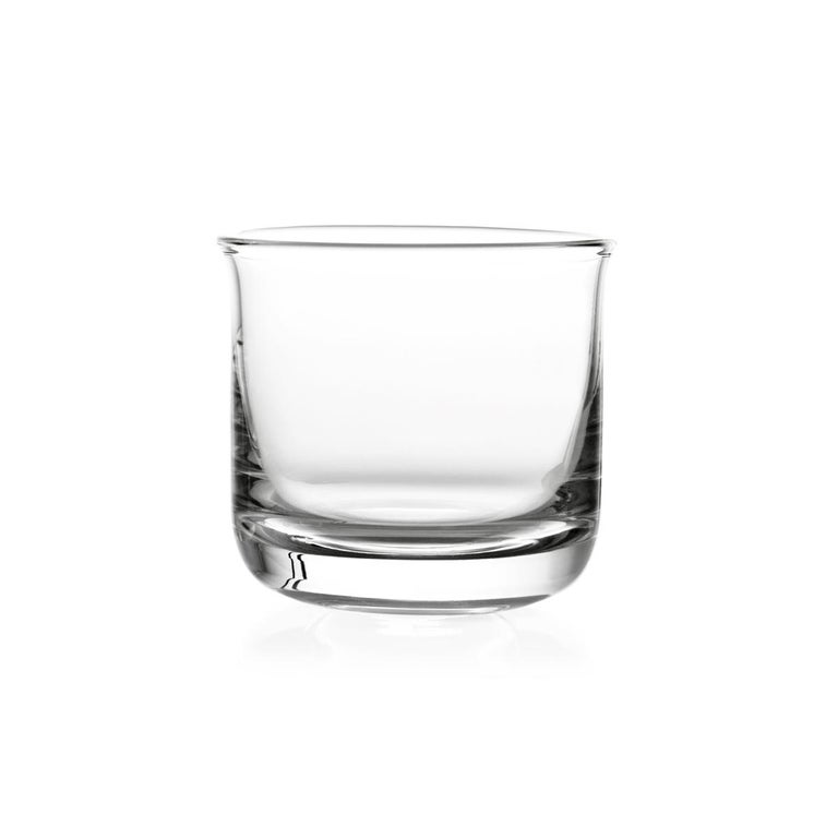 Modern Aldo Whisky Glass Designed by Aldo Cibic For Sale