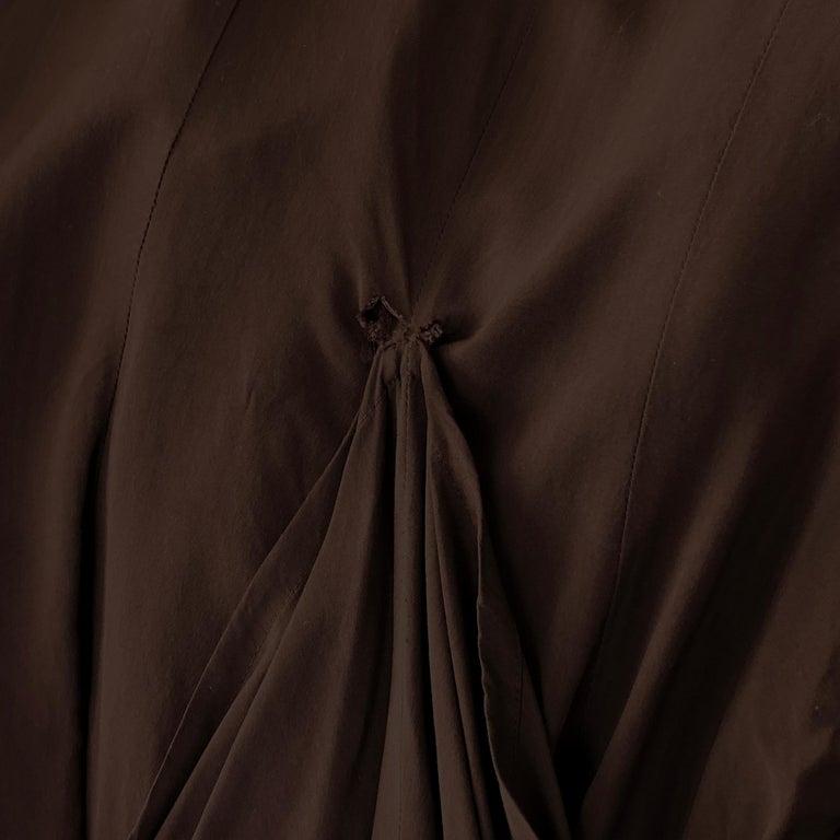 Aldofo Dominguez 1980s Vintage Two-Way Silk Dress  3