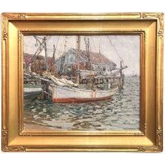 Provincetown Dock
