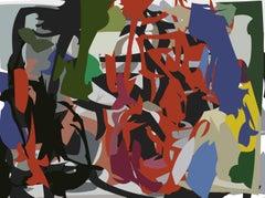 2106, Acrylic on Canvas