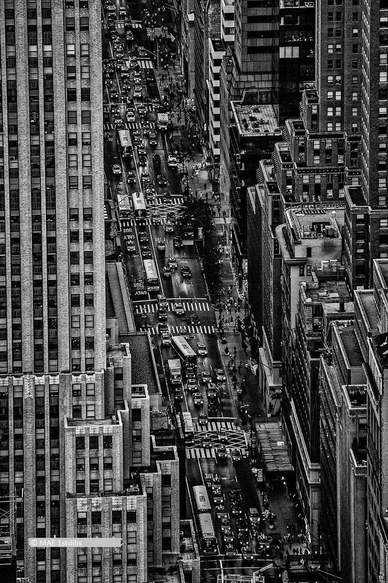 Alejandro Cerutti New York City Landscape Photography In Black And