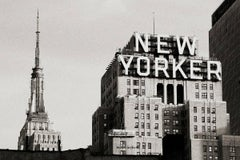 New Yorker 20 x 30 in. print with deckled edges, unframed