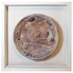 Alejandro Colunga High Temperature Ceramic Plate